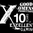 Good Omens Con is coming up July 20th! Sign ups are open now on the EndGame website. Check them out here:http://www.endgameoakland.com/events/
