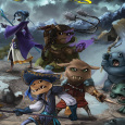 GM: Kit Walsh Players: Sophie Lagacé, Edmund Metheny, Sean Nittner, and his littles. System: War of Ashes: Fate of Agaptus (re-skinned to Mouse Guard) End of 2014, start of 2015 when […]
