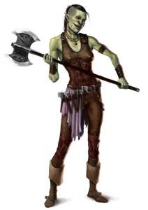 Cut-Thrat Grok, Quartermaster