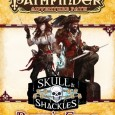 GM: Sean Nittner Players: Karen Twelves, Meg Pressley, Rocko Moran, and Adrienne Mueller System: Pathfinder Adventure Path: Skull and Shackles Salty water splashing on your face to wake you in […]