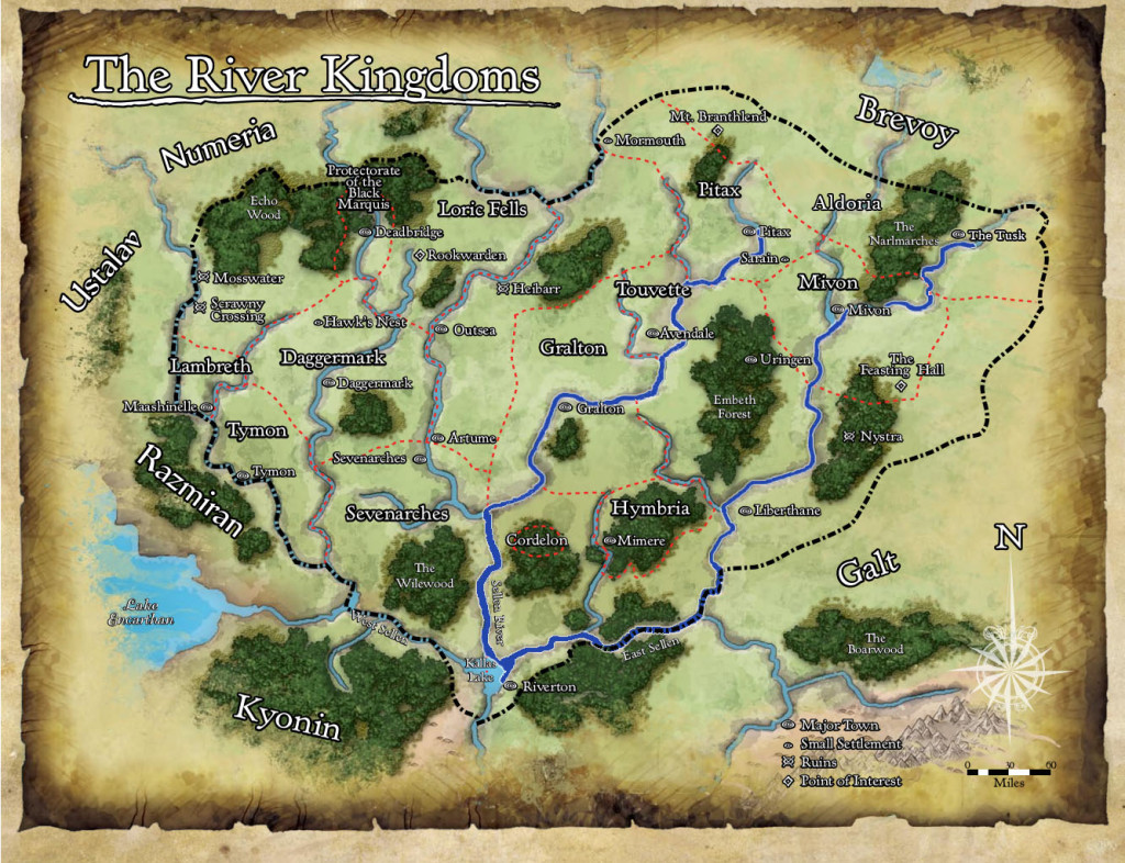 River Kingdoms