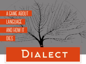 Dialect-flyer