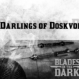 GM: Shaun Hayworth Players: Kristin Hayworth, Matt Frederickson, and Sean Nittner System: Blades in the Dark, Rules v.8 How about another game of Blades? Yes! The Darlings of Doskvol Benji the […]