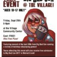 GMs: Ezra Denney, Colin Fahrion, Beth Daggert, Matt Klein, Karen Twelves, and Sean Nittner Players: The kids at University Village at Albany (UVA) System: Paranoia, D&D 5E, Ghost Lines, Parsley […]